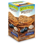 Nature Valley Breakfast Biscuits, Blueberry - 18 ct.