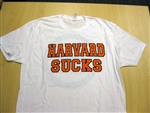 Harvard Sucks T-Shirt