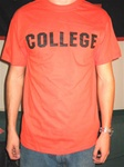 "The ""College"" T-Shirt"
