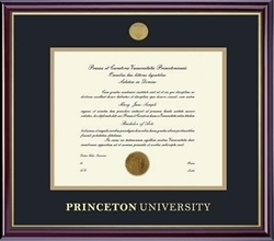 Diploma Frame: Windsor