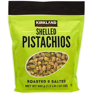 Shelled Pistachios (1.5 lbs.)