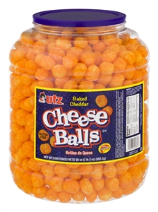 Utz Cheese Balls 35 oz